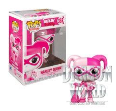 DC # 352 Harley Quinn - Breast Cancer Awareness - Funko pop
