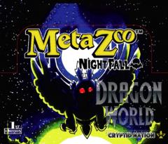 Metazoo NIghtfall 1st Edition Booster Box