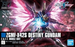 1/144 Destiny Gundam model kit