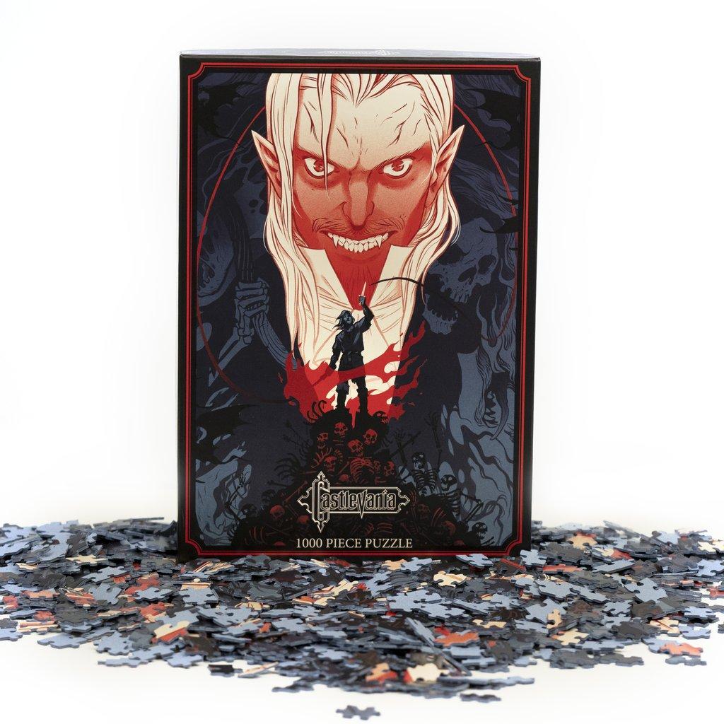 Castlevania 1000 Piece Jigsaw puzzle
