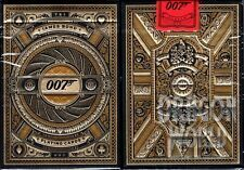 Bicycle James Bond 007 Playing Cards