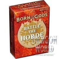 Born of the Gods Battle the Horde
