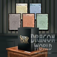 The Full Text Lands - Secret Lair - Sealed