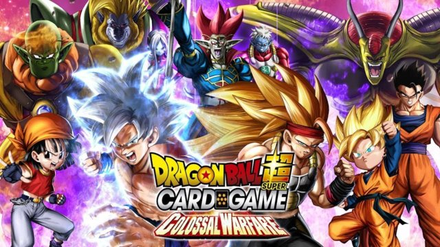 Dragon Ball Super: Series 4 Booster Case