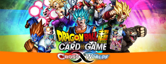 Dragon Ball Super - Cross Worlds Booster Case