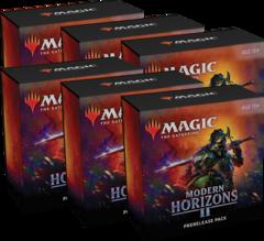 Modern Horizons 2 6x Prerelease Kit Bundle