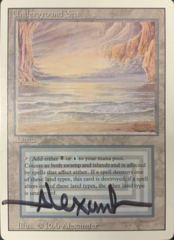 Underground Sea (Signed)(3ED)
