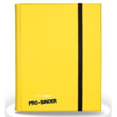 Ultra Pro Binder: Pro Series - Yellow