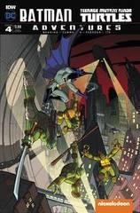 Batman Tmnt Adventures #4 (Of 6) Subscription Var