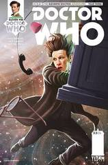 Doctor Who 11Th Year Three #3 Cvr A Ianniciello
