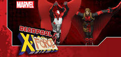 Marvel HeroClix: Deadpool and X-Force Booster Pack