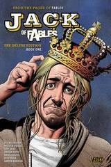 JACK OF FABLES DELUXE HC BOOK 01 (RES) (MR)