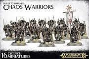 Warmaster: Chaos Warriors