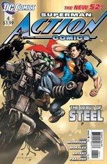 ACTION COMICS #4 NEW 52