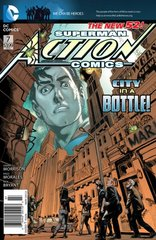 ACTION COMICS #7 NEW 52