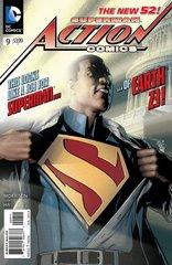 ACTION COMICS #9 NEW 52
