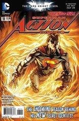 ACTION COMICS #11 NEW 52