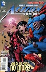 ACTION COMICS #12 NEW 52