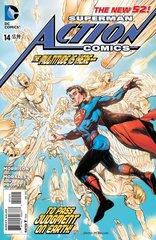 ACTION COMICS #14 NEW 52