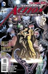 ACTION COMICS #15 NEW 52