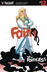 FAITH (ONGOING) #12