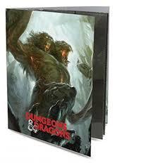 Ultra Pro - Binder D&D Character Folio - Dremogorgon