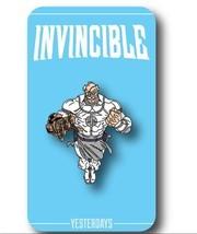 Invincible Conquest Pin
