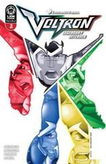 VOLTRON LEGENDARY DEFENDER VOL 2 #2 (RES)