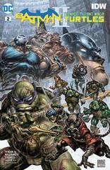 Batman Teenage Mutant Ninja Turtles II#2 (Of 6)