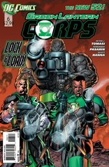 Green Lantern Corps vol. 3  #6