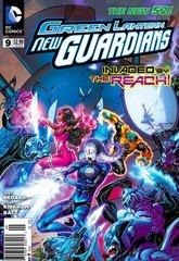Green Lantern New Guardians #9