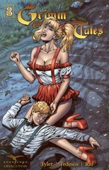Grimm Fairy Tales #3 2nd Print