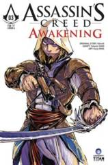 Assassins Creed Awakening #3 (Of 6) Cvr A Kenji (Mr)