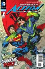 ACTION COMICS ANNUAL 1 NEW 52