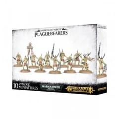 Plaguebearers of Nurgle Command