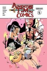 Adventure Time Comics #6 Subscription Daguna Var