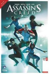 ASSASSINS CREED UPRISING #1