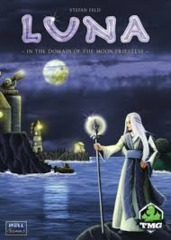 Luna - In the Domain of the Moon Priestess
