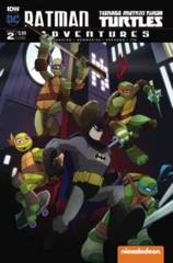 Batman Tmnt Adventures #2 (Of 6) Subscription Var B