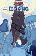 Adventure Time Ice King (no. 4 of 6)