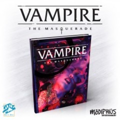 Vampire: The Masquerade 5Th Edition- Harback