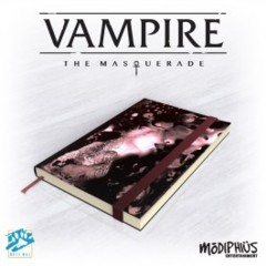Vampire: The Masquerade Notebook