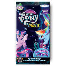 Mlp Seaquestria And Beyond Set 9 - Booster Pack