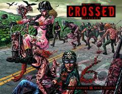 CROSSED BADLANDS #20 WRAP