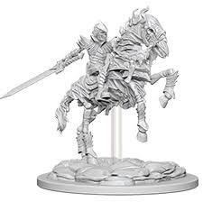 Pathfinder Battles Unpainted Minis - Skeleton Knight On Horse