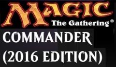 Commander 2016 Release Tournament