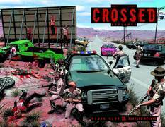 CROSSED BADLANDS #15 WRAP