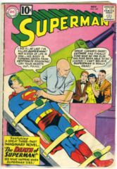 SUPERMAN #149 © November 1961 DC Comics