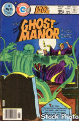 Ghost Manor v2#38 © June 1978 Charlton