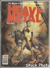 Heavy Metal v16#3 September 1992